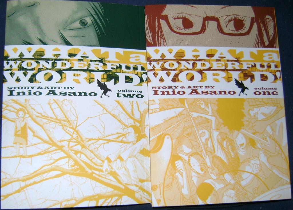 WAWW1 1024x735 Manga Review: What A Wonderful World!