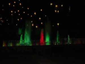 DSC000632 300x225 Longwood Gardens: Christmas Lights Display