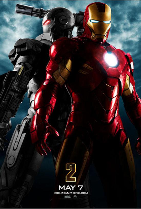 Iron Man 2 Bromance Poster New Bromance Comedy: Iron Man 2 Poster