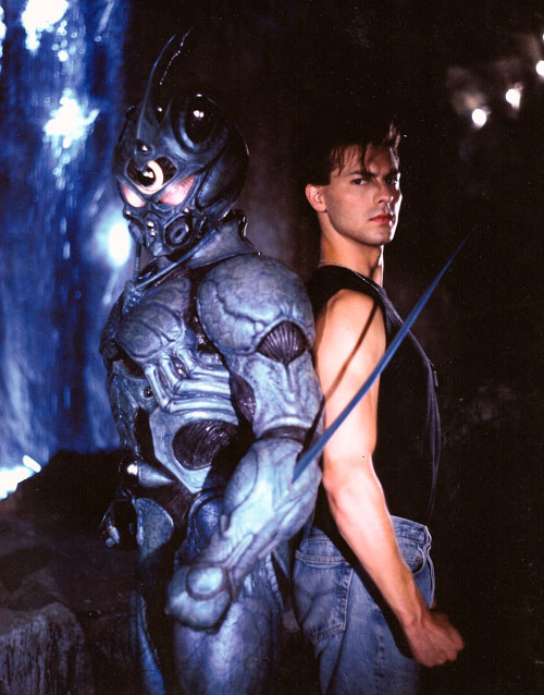 guyver dark hero david hayter sm Interview: David Hayter Geeks Out with NERDSociety