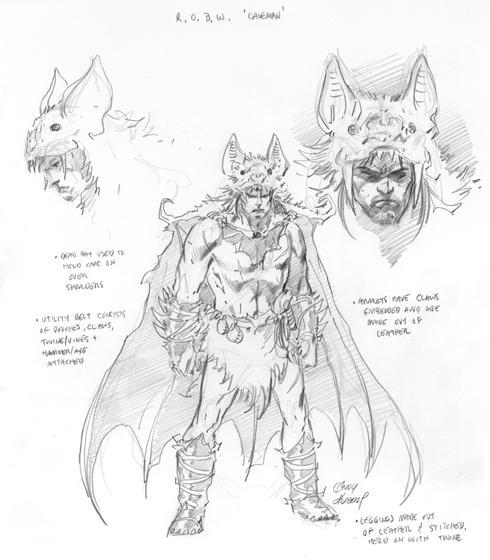kubert batman2 New Take on Batman and Superman in 2010
