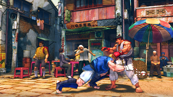 streetfighter4 Best & Worst of 2009