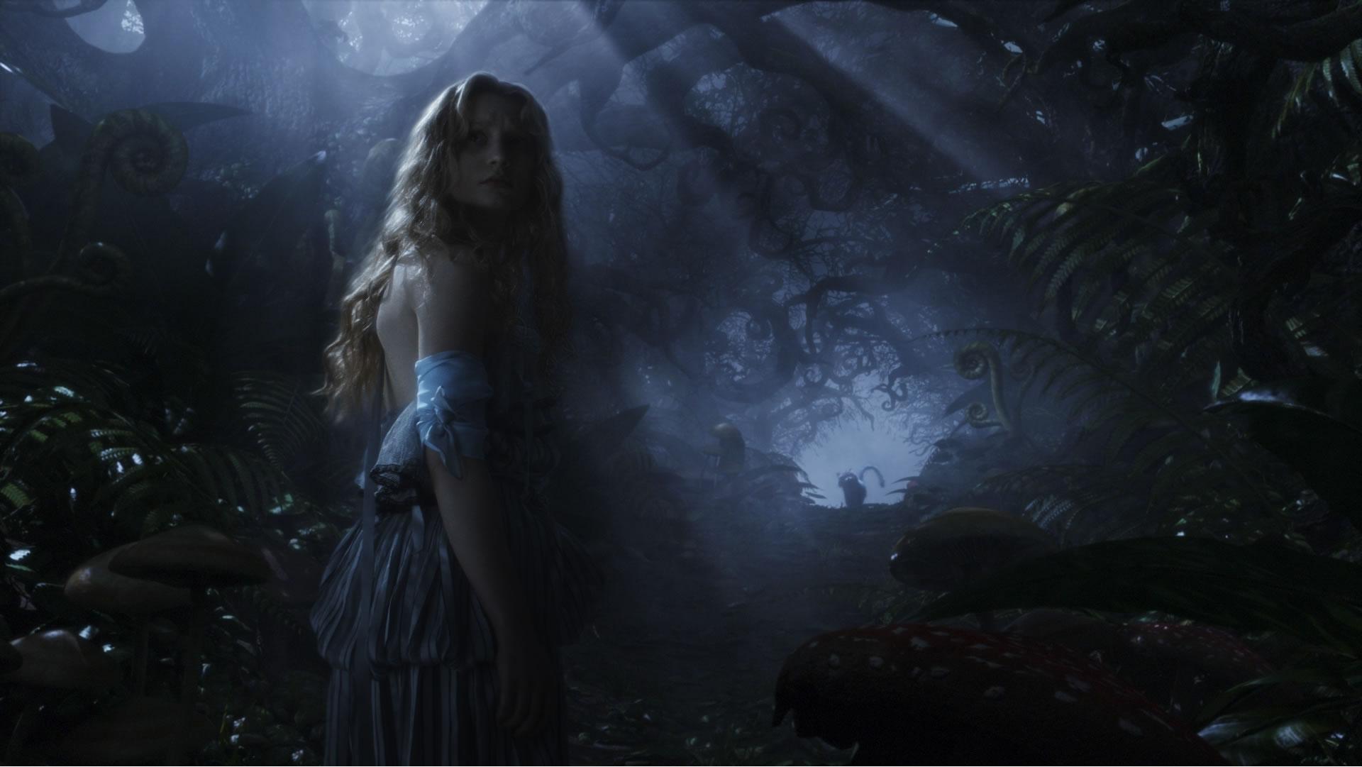 Alice jpg Meet The Artists Behind Alice In Wonderland