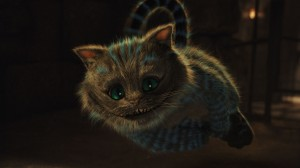 Cheshire Cat jpg 300x168 New Alice In Wonderland Images