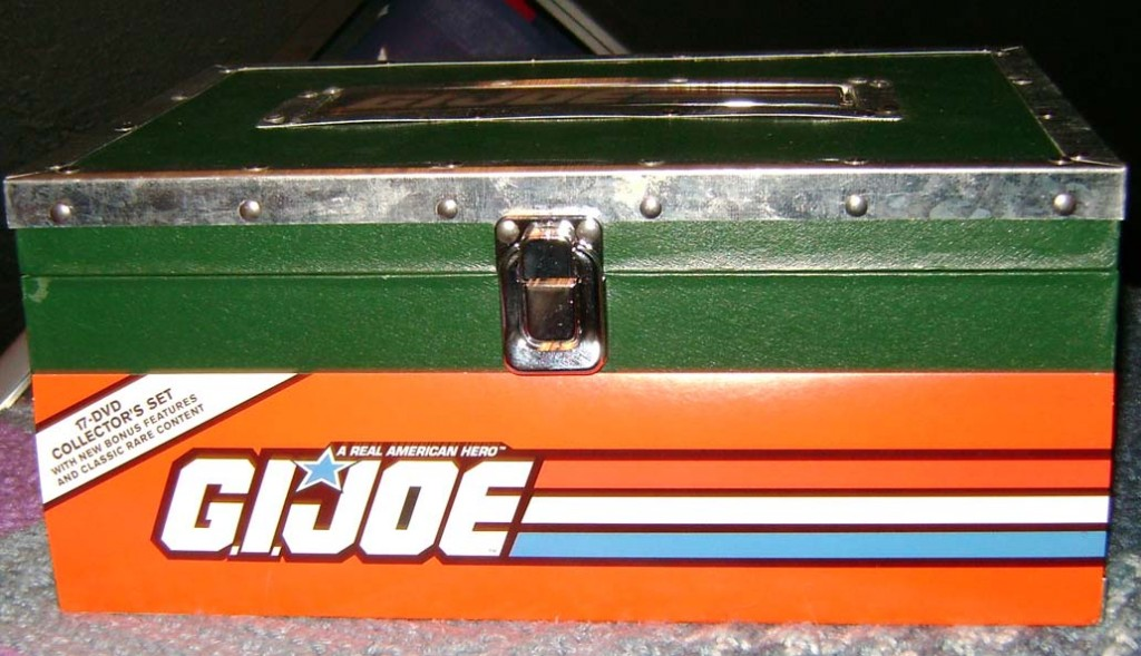 Joe 11 1024x589 DVD Box Set Review: G.I. Joe: A Real American Hero!