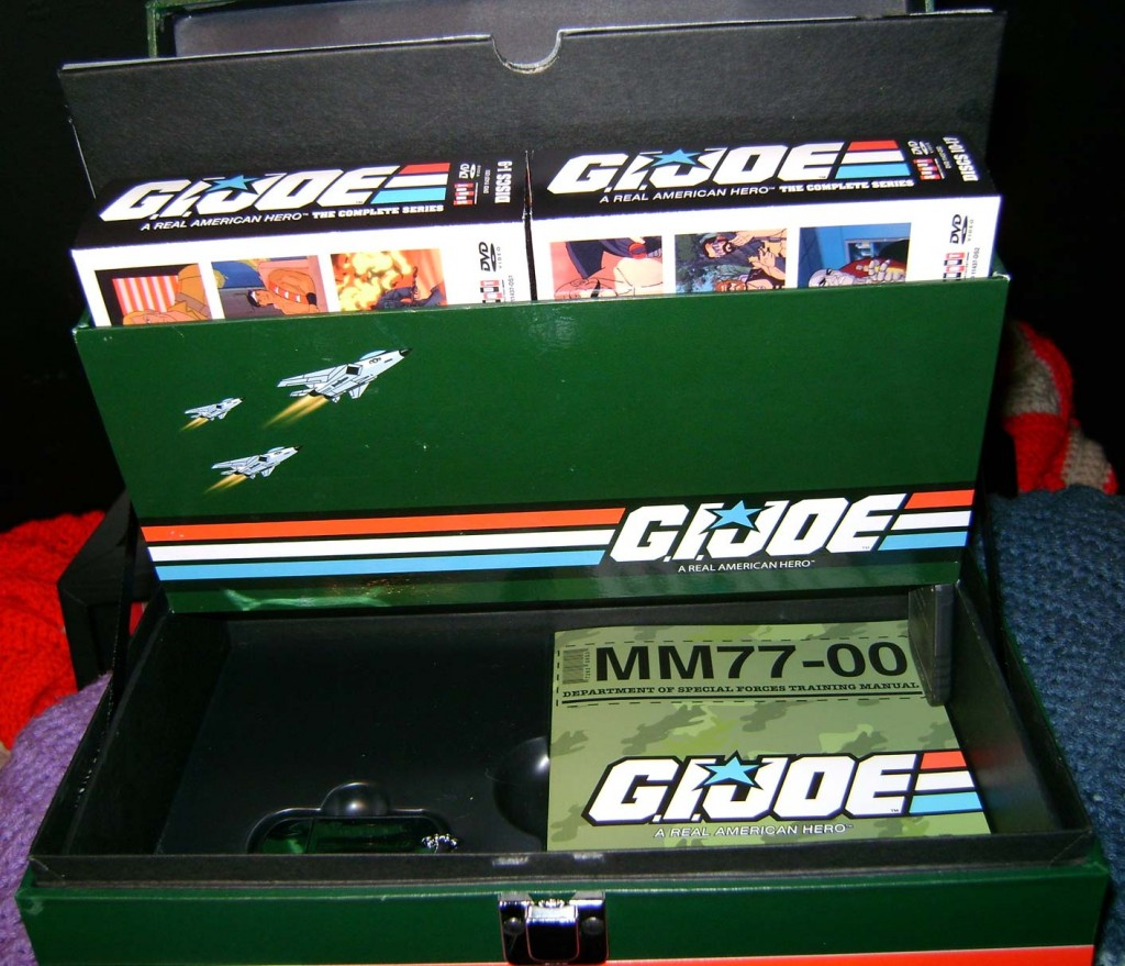 Joe 3 1024x879 DVD Box Set Review: G.I. Joe: A Real American Hero!