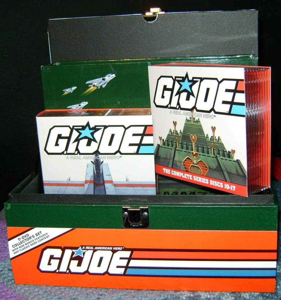 Joe 41 961x1024 DVD Box Set Review: G.I. Joe: A Real American Hero!