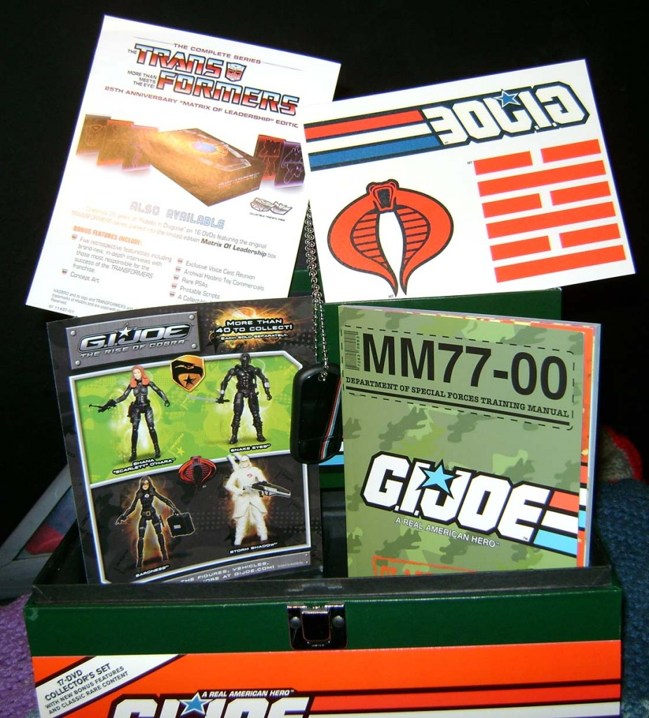 Joe 5 926x1024 DVD Box Set Review: G.I. Joe: A Real American Hero!