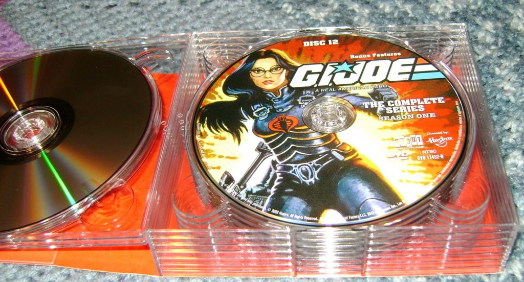Joe 6 1024x552 DVD Box Set Review: G.I. Joe: A Real American Hero!