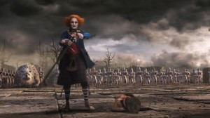 Mad Hatter jpg 300x168 New Alice In Wonderland Images