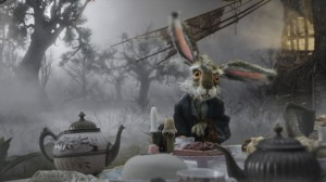 March Hare jpg 300x168 New Alice In Wonderland Images