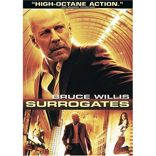 Surrogates DVD Review: Surrogates