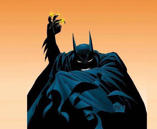 batman cartoon 4 Batman Rage In Hollywood