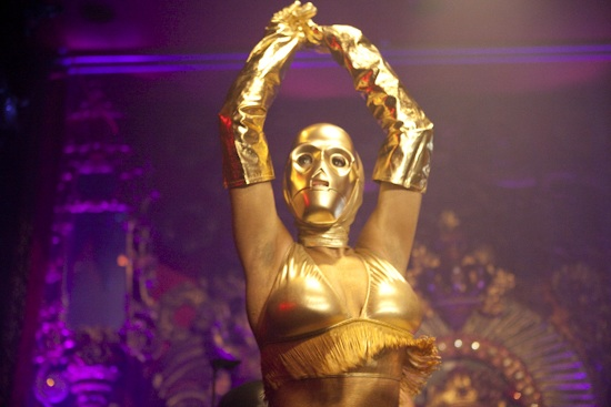 c3p0 Star Wars: The Sexy Version