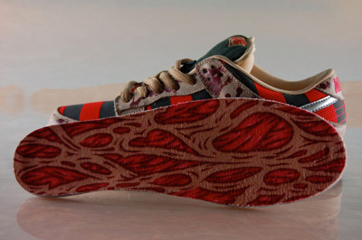 nike freddy krueger dunk low sb horror 4 Shoes To Die For