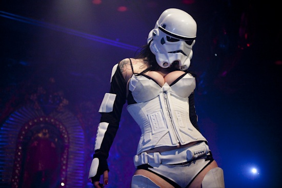 storm Star Wars: The Sexy Version