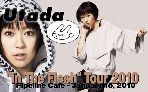 utada in the flesh tour 2010 hawaii Utada Hikaru In The Flesh 2010 Videos