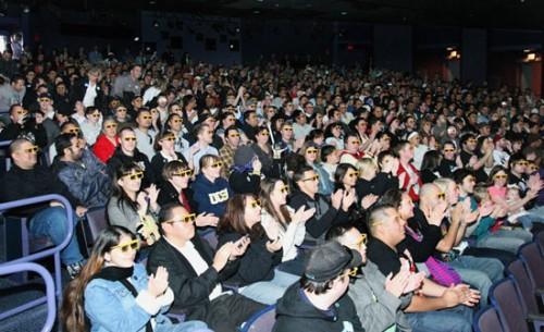 Captain EO Audience Guests Review: Michael Jackson's Captain EO 3D Adventure Returns to Disneyland