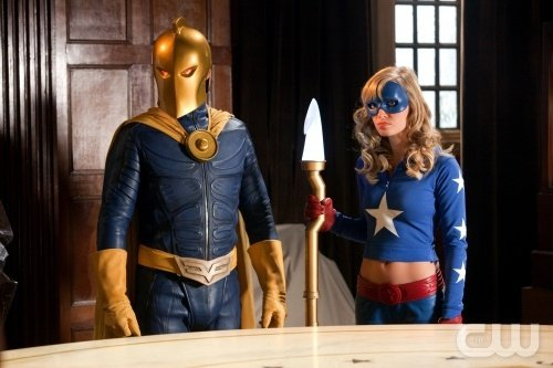 Doctor Fate TV Review: Smallville: Absolute Justice + Midseason Review and Recap