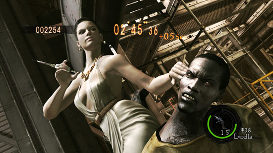 Resident Evil 5 excella 02 Resident Evil 5: LOST IN NIGHTMARES Ready for Download