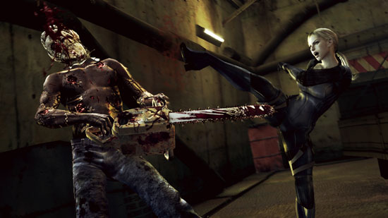 Resident Evil 5 taizyutu Resident Evil 5: LOST IN NIGHTMARES Ready for Download