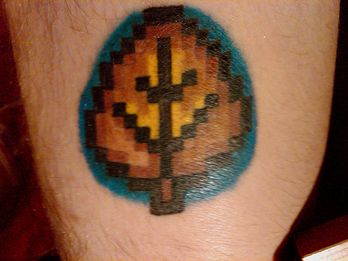 c brown Geek Ink: Tattoos for the Nerdy and Geeky #1