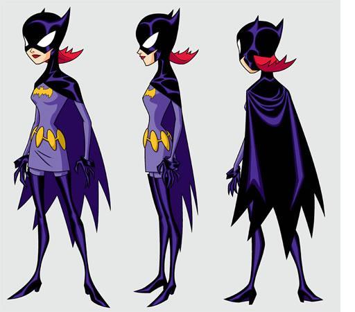 Batgirl2 Full DVD Review: 5 Seasons Of The Batman.