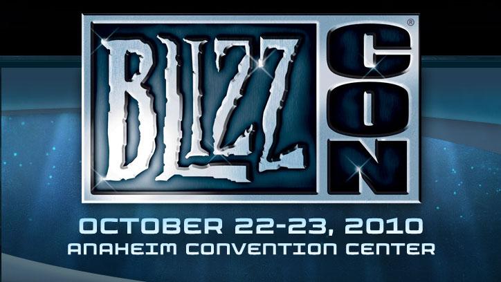 BlizzCon 2010 Oct 22 23 Anaheim Convention Center BlizzCon 2010 Announced for Anaheim Convention Center Oct 22 and 23