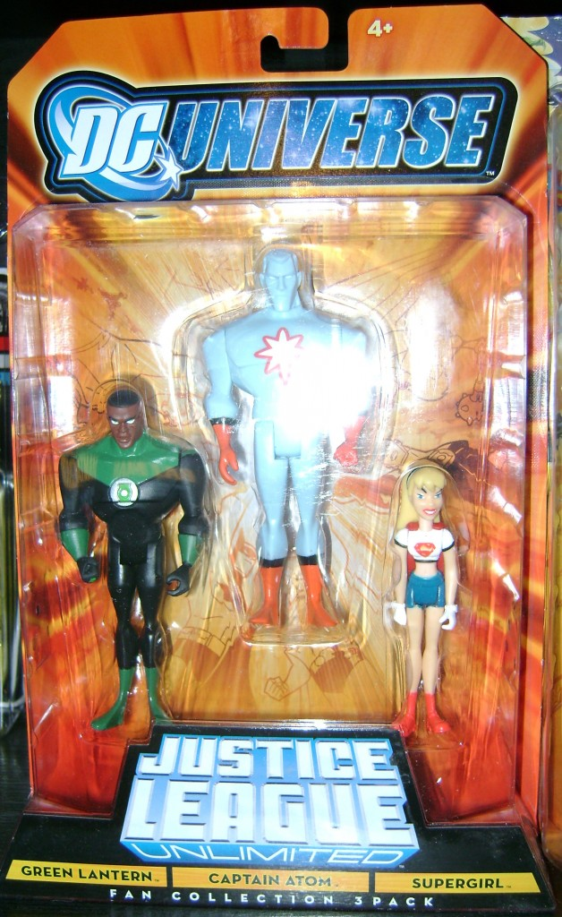 GL CA SG 628x1024 From The DC Universe Comes...