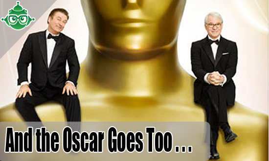 HEADER oscar And the Oscar Goes To . . .