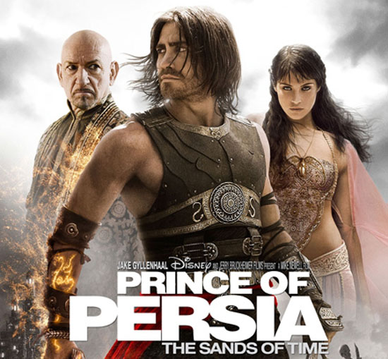 Header1 Prince of Persia Screening Reaction @ ShoWest 2010
