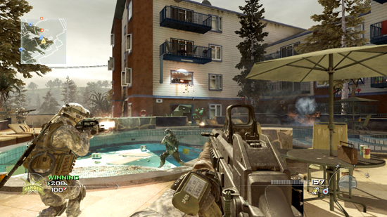 MW2 Stimulus Package Bailout Modern Warfare 2 Stimulus Package Breaks Xbox Live Record