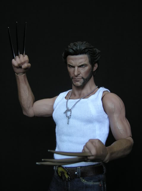 P1010013 Action Figure Review: Hot Toys Wolverine