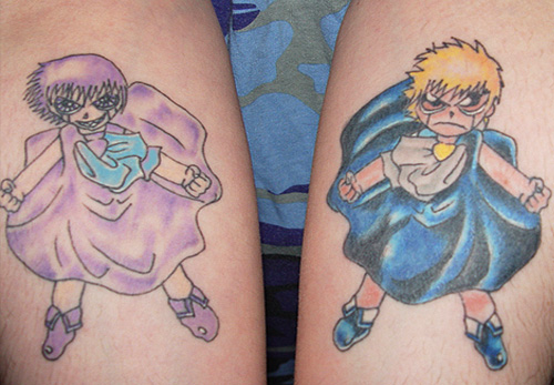 Paladin 3 Geek Ink: Tattoos for the Nerdy and Geeky #2