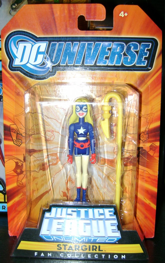 Stargirl fig 645x1024 From The DC Universe Comes...
