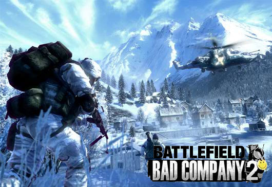 battlefield bad company 2 Battlefield: Bad Company 2 Tops March Sales Chart