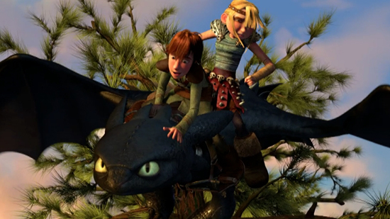 howtoraintyourdragonhero 806x453 3D Movie Review: How To Train Your Dragon
