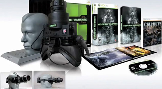 modern warfare 2 collectors pack Modern Warfare 2 Out Sells AVATAR