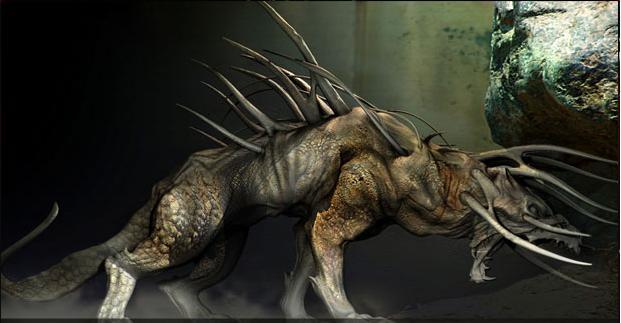 Hounds (Perros Yautja) Predator-hound