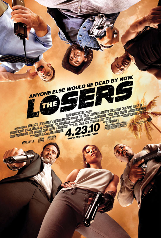 1Sht LSR Movie Review: The Losers Turn Out to be Winners