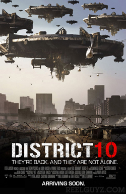 District10 Details on Prequel to District 9