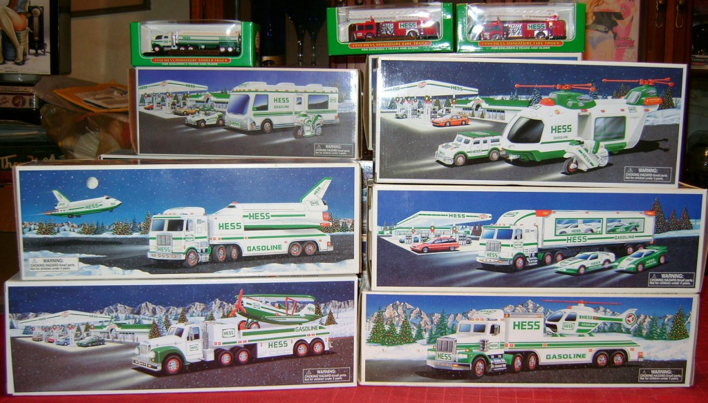 Hess 1 1024x584 Collectors Society: HESS Trucks!