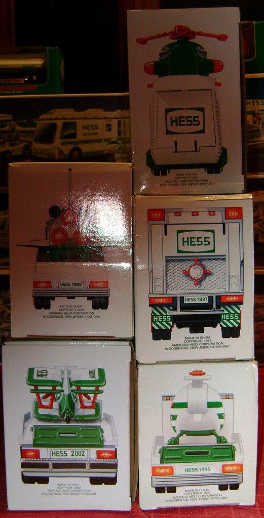 Hess 2 521x1024 Collectors Society: HESS Trucks!