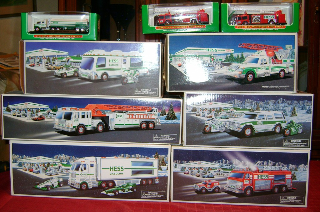 Hess 3 1024x679 Collectors Society: HESS Trucks!