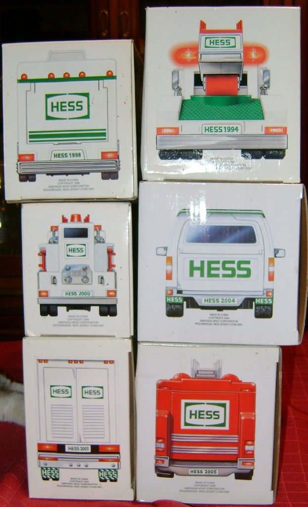 Hess 4 623x1024 Collectors Society: HESS Trucks!