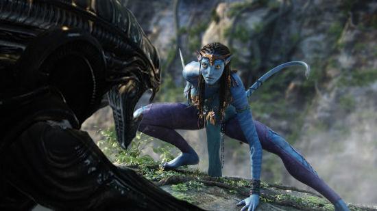 Navi vs Alien Aliens Invade Pandora In AVATAR Sequel?