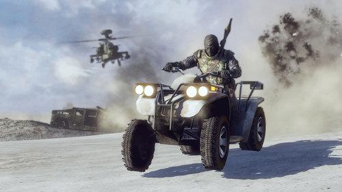 battlefieldbc2vehicle Battlefield:Bad Company 2 Review