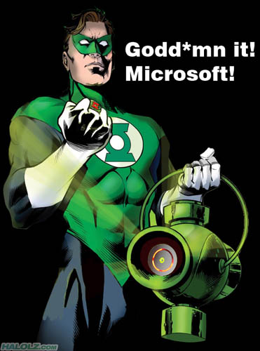 greenlantern rrod RROD (Red Rings of Death) Fix That Finally Works!