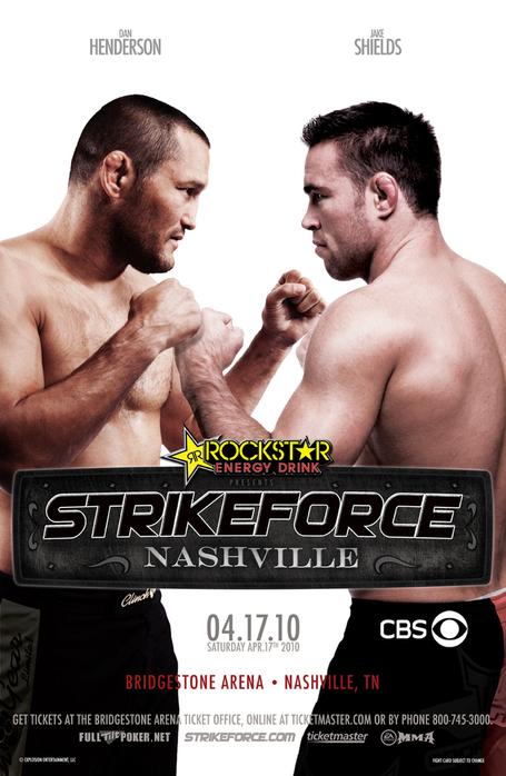 strikeforce nashville1 Strikeforce: Shields vs. Henderson Prediction