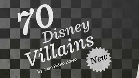 70 Sizing Up Over 250 Disney Characters
